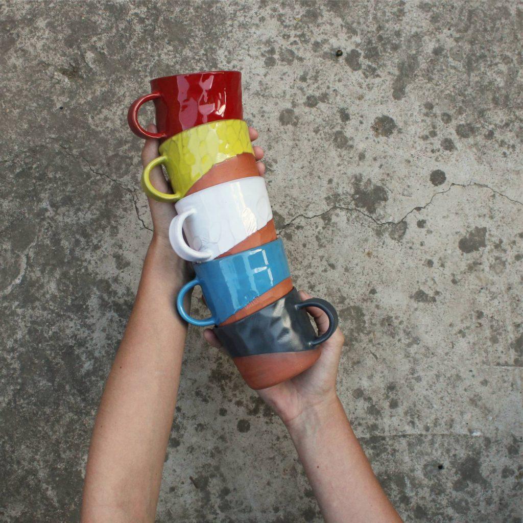 Hand Crafted Designer Mugs
