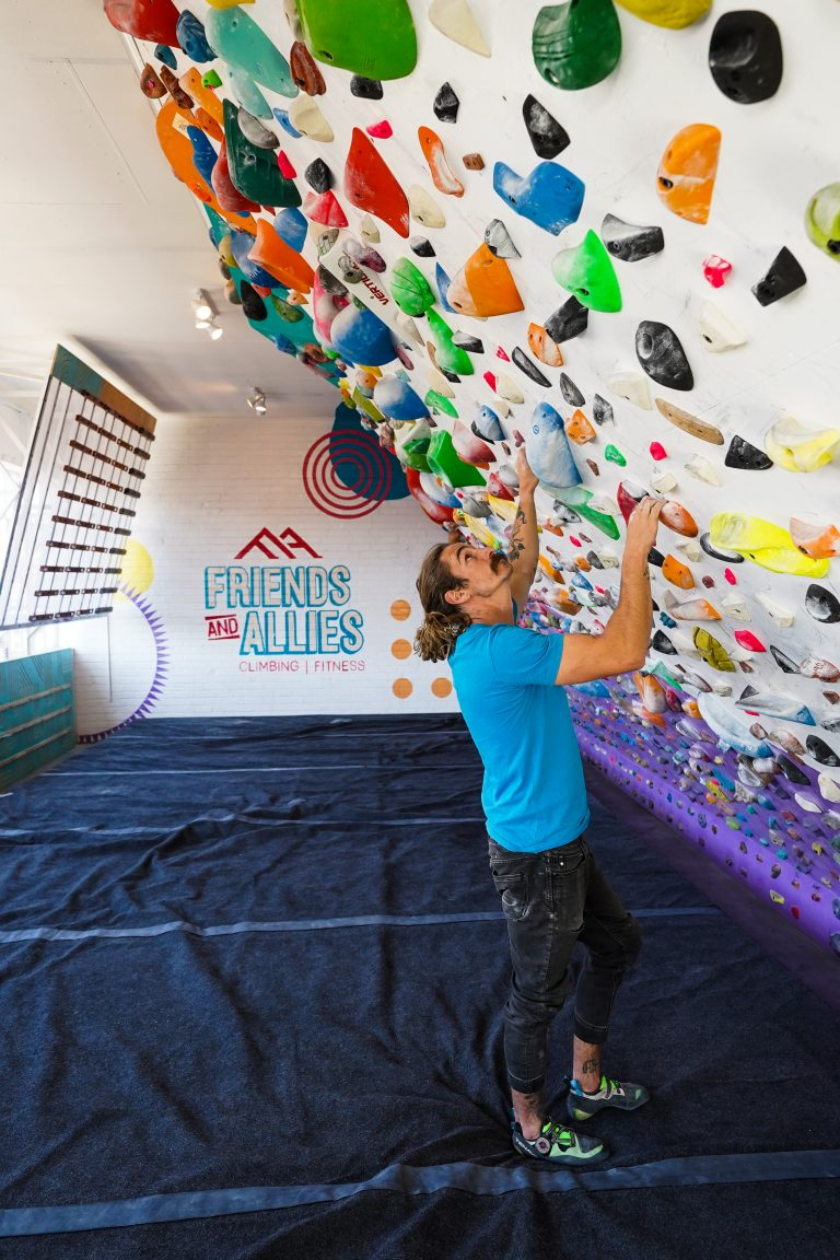 Tjoms in Arms Bouldering Competition