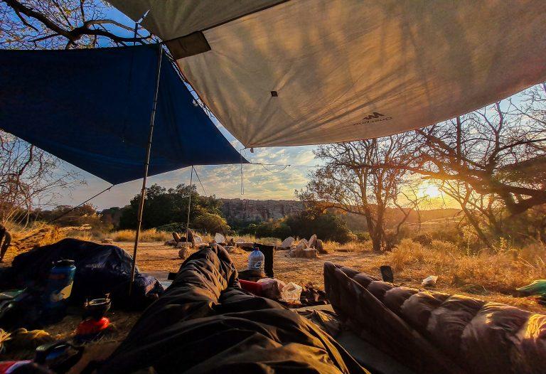 Waking Up To A Kloof Sunrise
